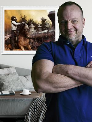 Ben Hoole, Australian Artist