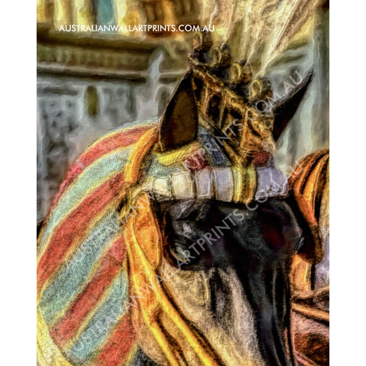 Charioteer Art Print
