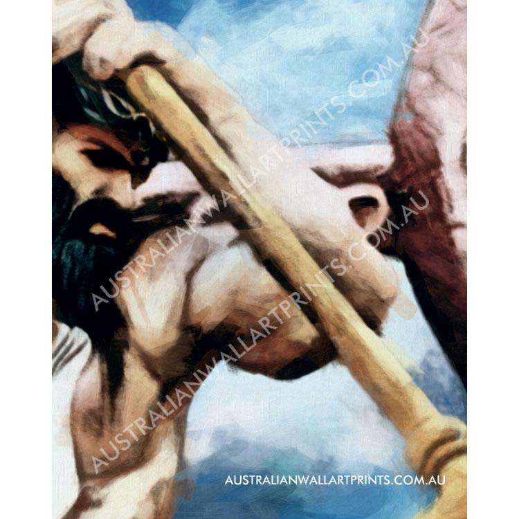 Giclee Fine Art Print by Australian Artists
