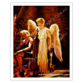 Angel Giclee Art Print